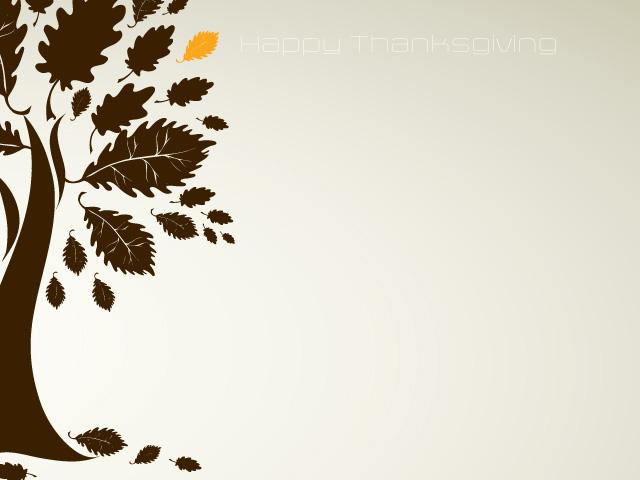 Thanksgiving Wallpaper from DK Design Studio DK Design Studio